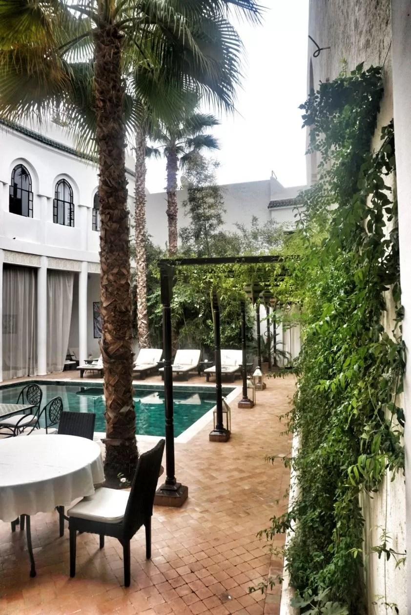 Hotspot: Riad Chergui in Marrakech, Marokko