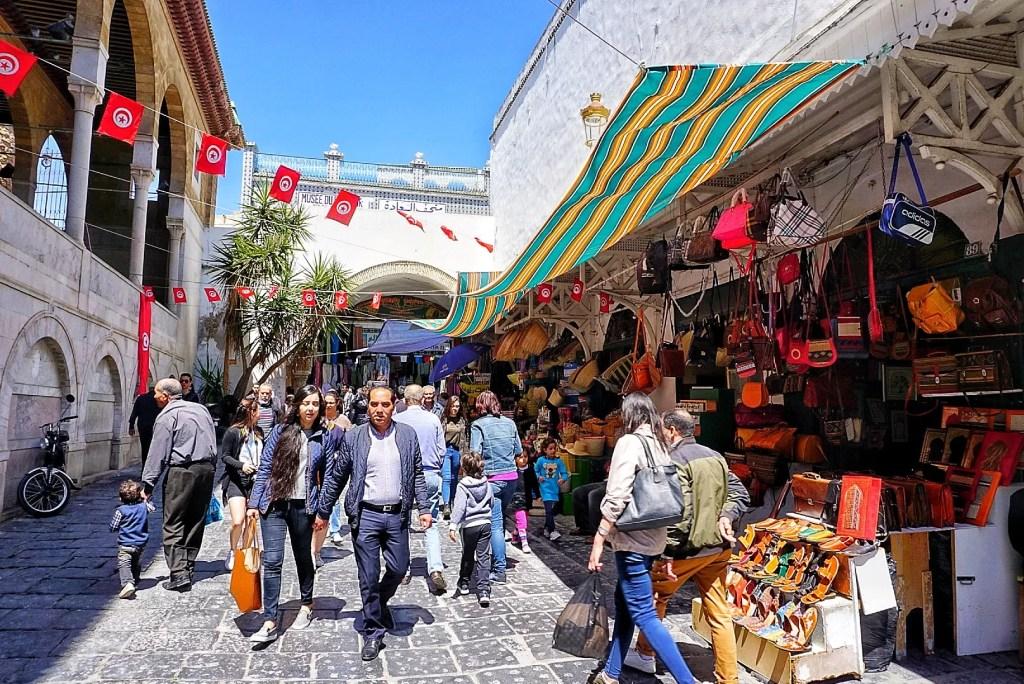 Tunesië: dat is zon, zee en heel wat geschiedenis