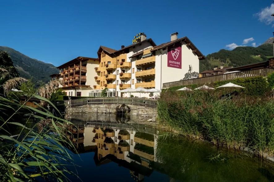 Hotel Outside Matrei