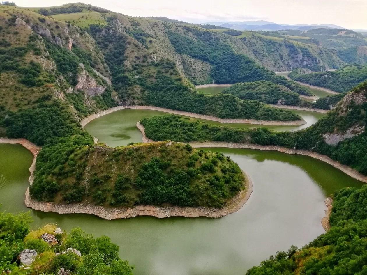 3 dagen in het onbekende westen van Servië