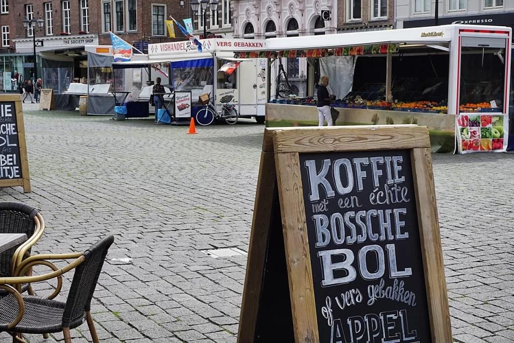 Bossche Bol Hotspots in Noord-Brabant