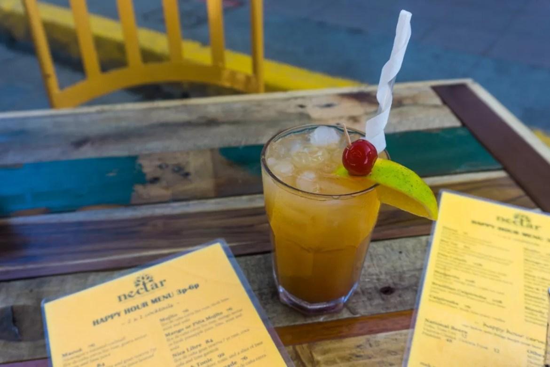 Nicaragua cocktails