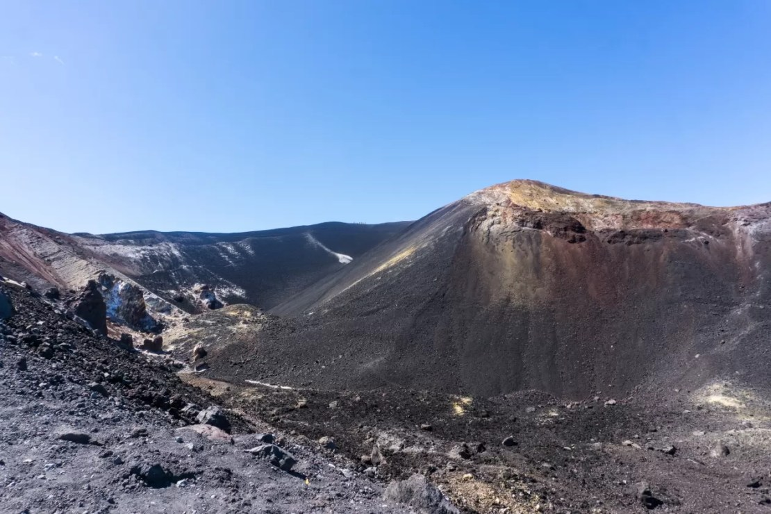 Nicaragua Cerro Negro