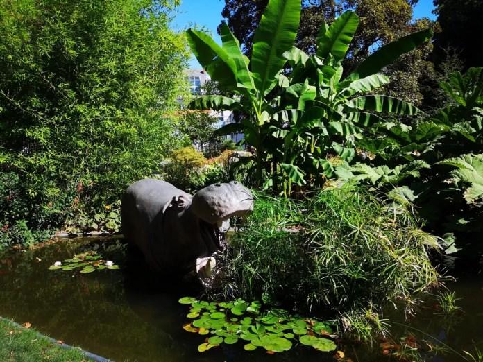 gratis in antwerpen botanische tuin