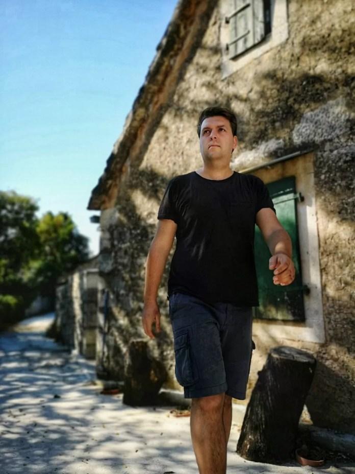 vakantie in Kroatië dol brac