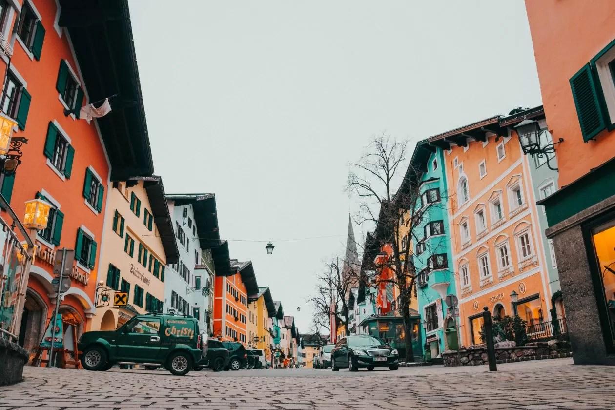 Kitzbühel: Het goudhaantje van de Oostenrijkse Alpen