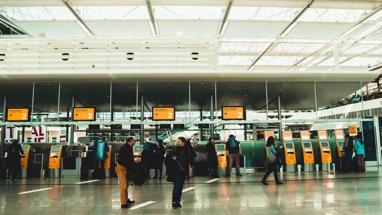 luchthaven Munchen