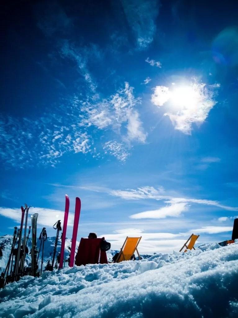 reisapotheek ski Kitzbühel