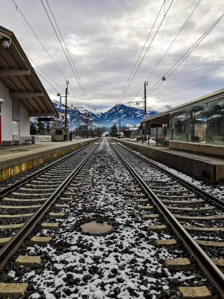 station Kitzbühel