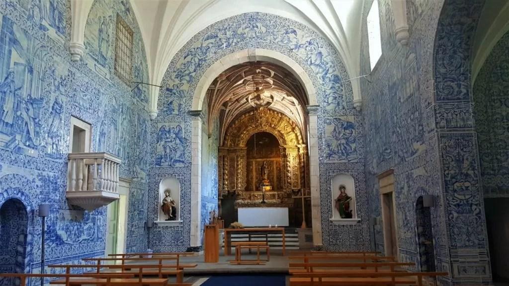 Blz1 Arraiolos kapel Convento dos Loios