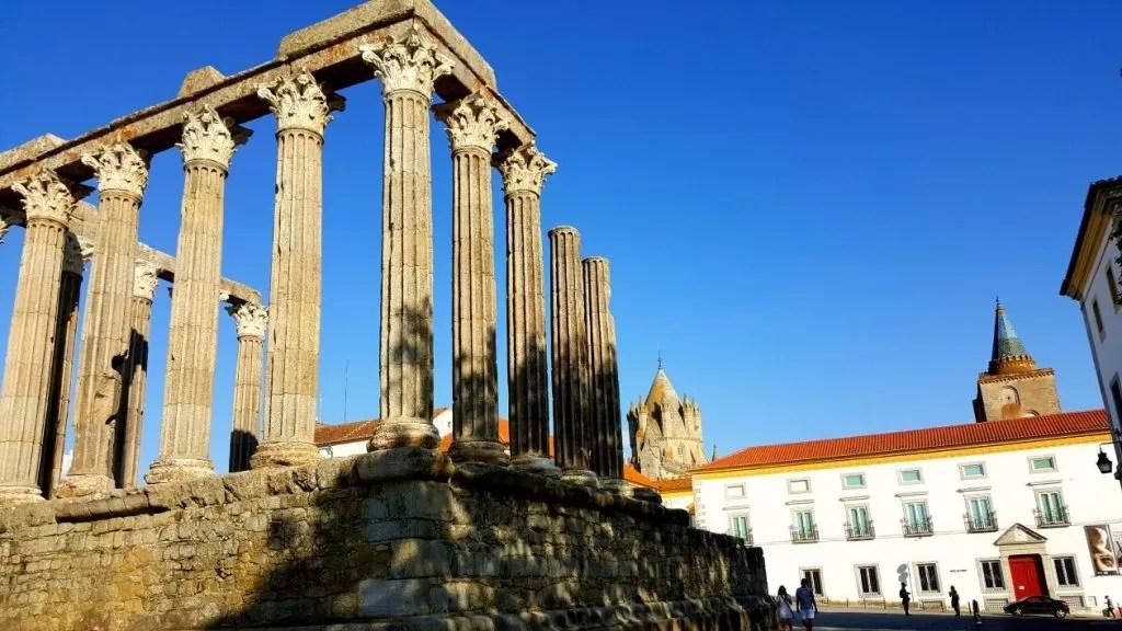 Blz2 Évora Romeinse Tempel