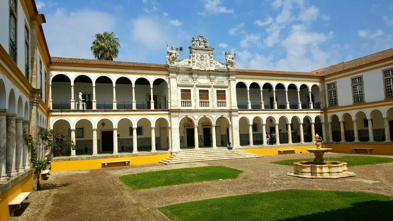 Blz3 – Évora – Universiteit
