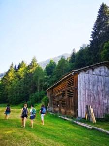 montafon hike