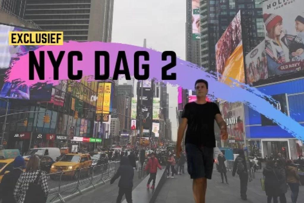 Zomerreeks (2): wat staat er vandaag op de New York planning?