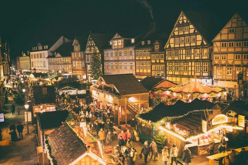 Celle Christmas Market c Celle Tourismus und Marketing GmbH Torsten Volkmer
