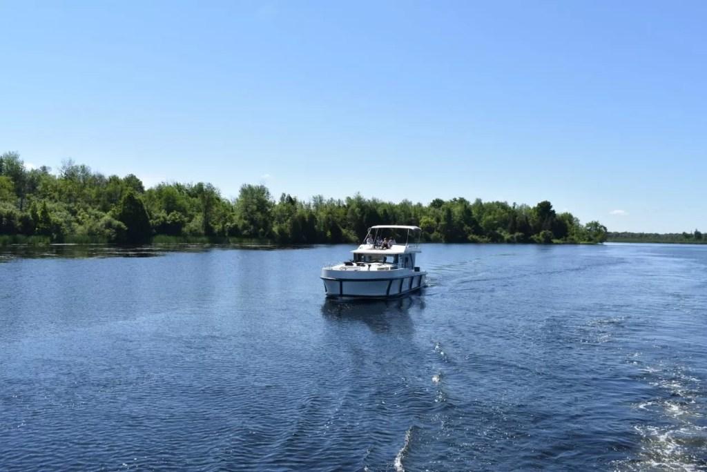 Win een vaarvakantie van Le Boat