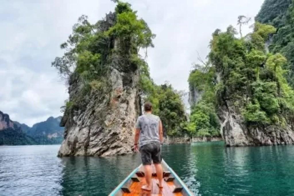Verdwalen in de prachtige regenwouden van Khao Sok National Park