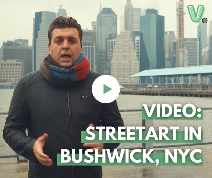 bushwick street art new york city