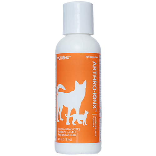 Homeopathic Remedy for Dog Pain and Stiffness