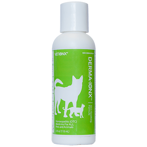 Homeopathic Remedy for Dog Skin