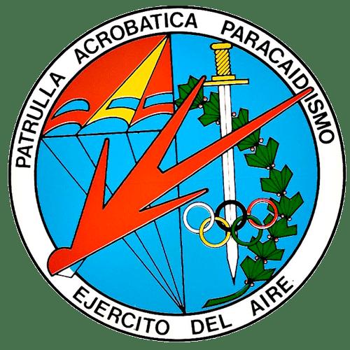 Patrulla Acrobática Paracaidista del EA (PAPEA)
