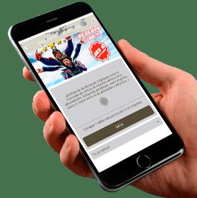 App movil Vetpac lanzamiento de noticias, eventos