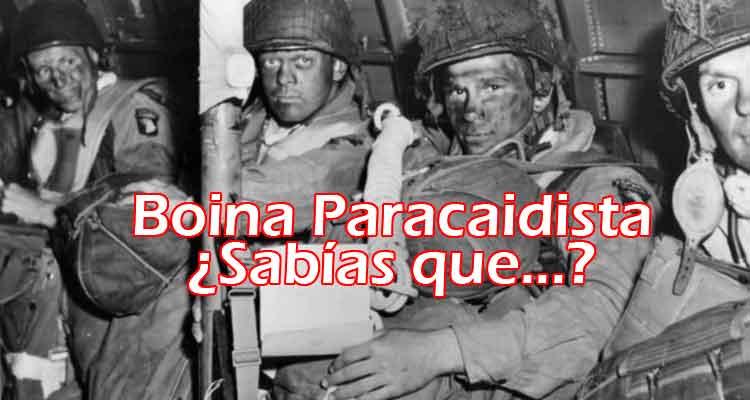 """Historia de las """"infulas"""" de las boinas paracaidistas. VetPac"""