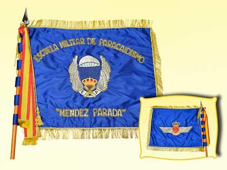 Guión Escuela Militar de Paracaidismo Méndez Parada