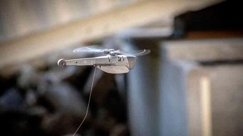 Mini dron para Ezapac y MOE. VetPac