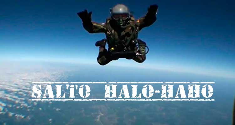 lanzamiento HALO