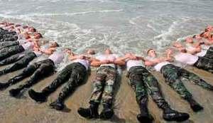 entrenamiento duro de los Navy Seals