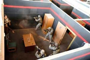Nueva Kill House para Grupo de Operaciones Especiales GEO