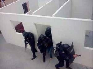 Nueva Kill House Grupo de Operaciones Especiales GEO