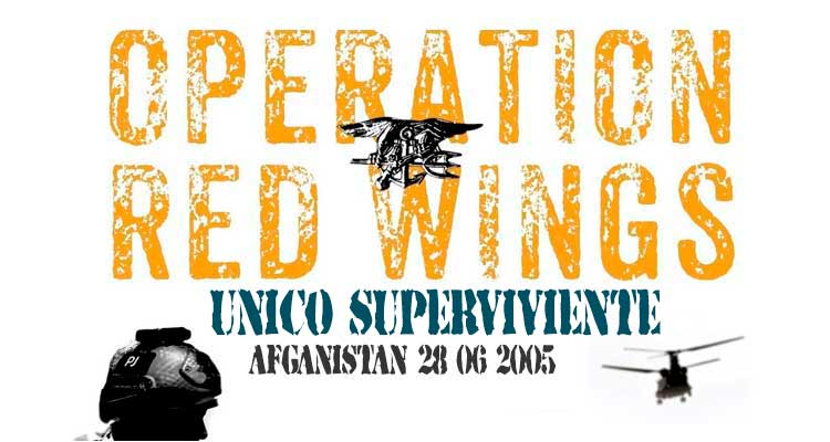 operación red wings unico superviviente