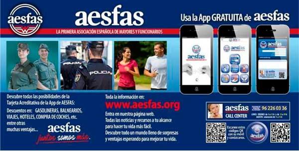 descuentos AESFAS para veteranos paracaidistas y sus familias