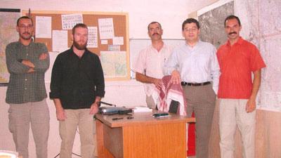 Agentes del CNI asesinados en Irak