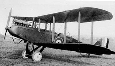 Modelo Havilland 9