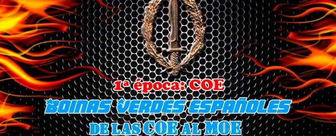De las COE al MOE. VetPac LAS COES