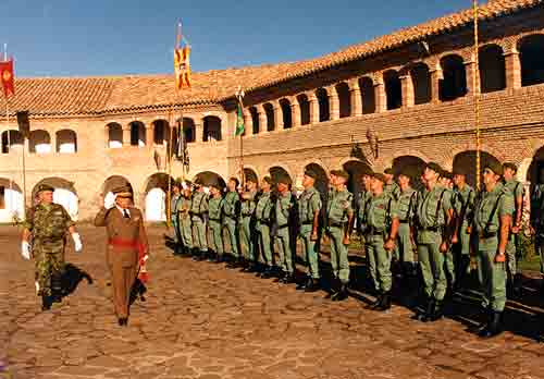 General Lopez Hijós impulsor del MOE