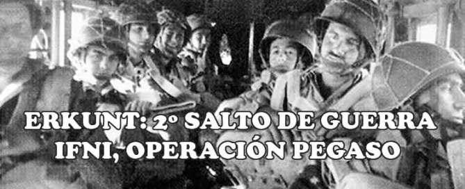 2º salto paracaidista de guerra