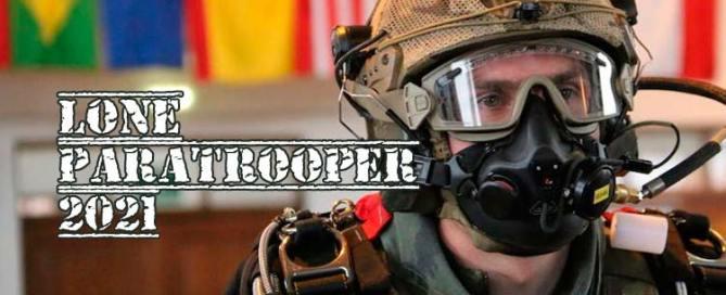 Ejercicio Lone Paratrooper 2021