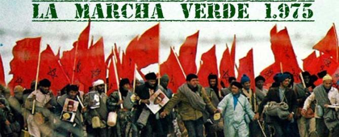 La Marcha Verde 1975. VetPac