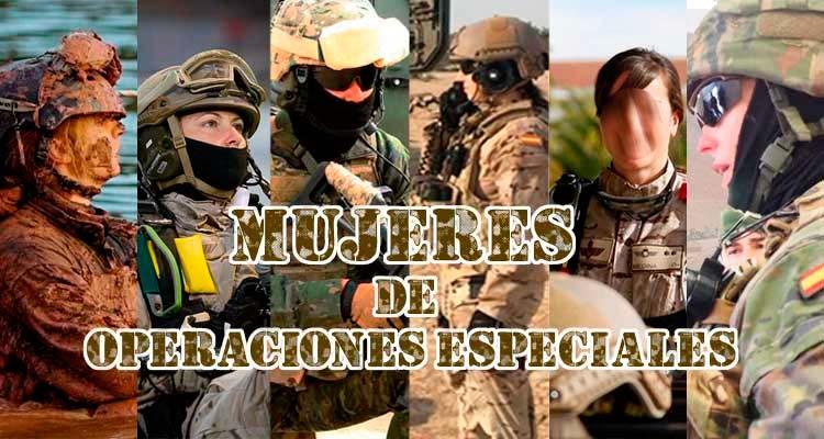 Mujeres de Operaciones Especiales