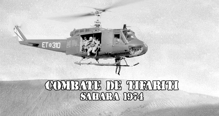 Combate de Tifariti 1974 Sahara