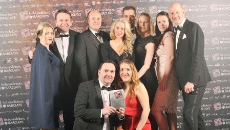 VetPlus at the Red Rose Awards 2016