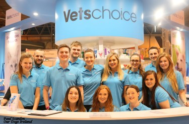 Crufts 2017 Vetschoice Team Photo - small