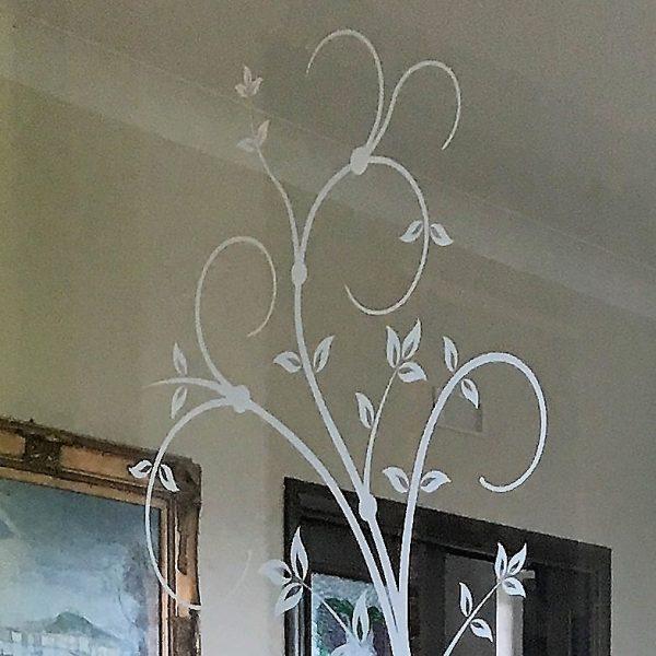 Sabbiatura vetro trasparente Crotone - Calabria