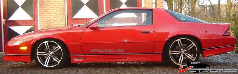 Wheels Camaro F Body Iroc