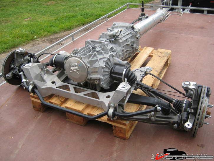 Polaris Sportsman 800 Pinion Gearbox