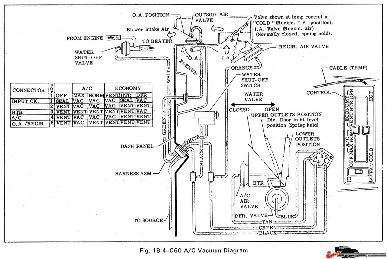 1977 Corvette Engine Diagram 77 Intake